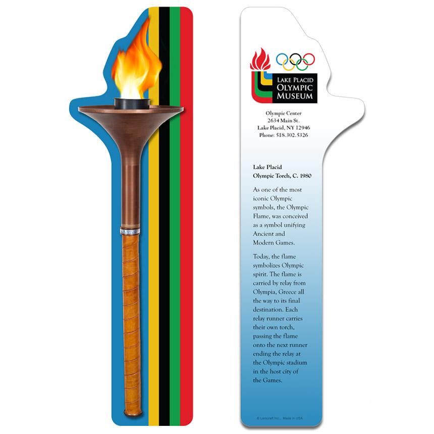 Design Gallery Of Laminated Museum Bookmarks